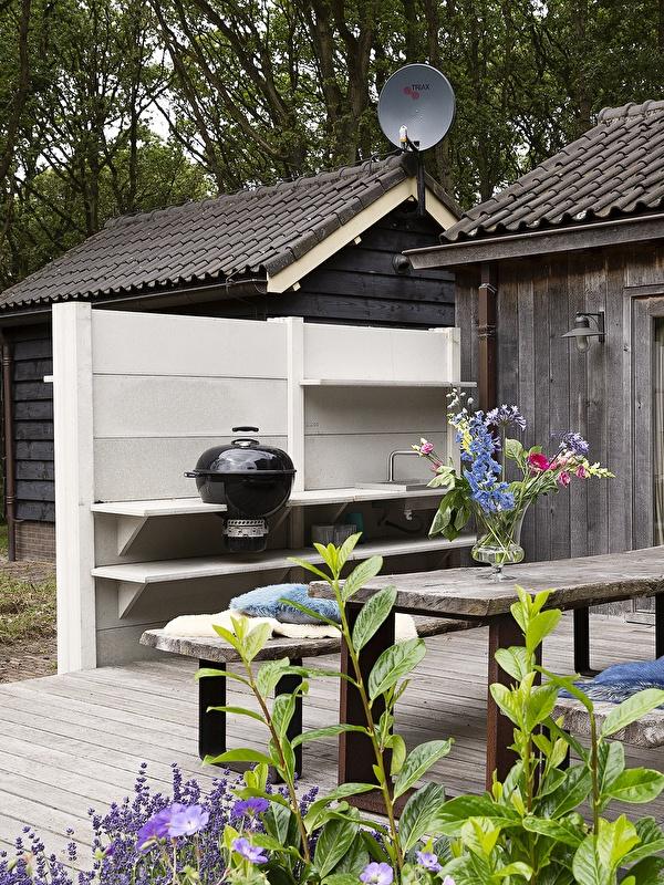 Luxe Faciliteiten bosvilla