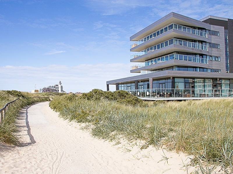 Aangezicht Maris Apartments - Egmond aan Zee